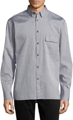 Zanerobe Solid Boxy Fit Sportshirt