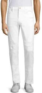 Joe's Jeans Mase Distressed Slim-Fit Jeans
