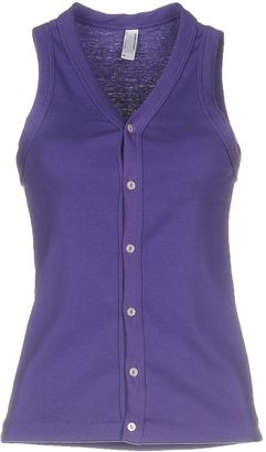 AMERICAN APPAREL Cardigans $64 thestylecure.com