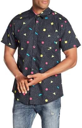 Maui and Sons Maui Medley Short Sleeve Print Regular Fit Shirt