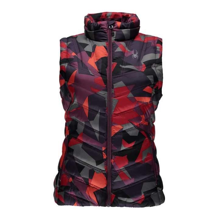 Women's Multi-Coloured Geared Gilet
