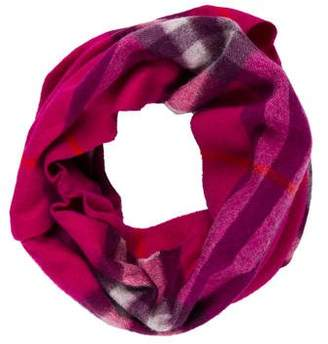 Burberry Cashmere Nova Check Snood