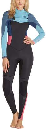 Billabong Synergy 4/3 Chest-Zip Full Wetsuit - Women's