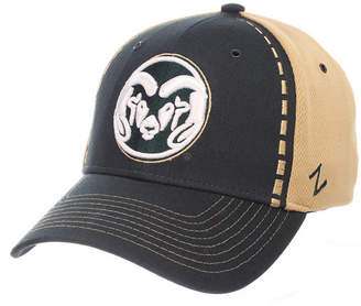 Zephyr Colorado State Rams Pattern Pipe Stretch Cap