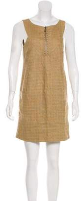 Ralph Lauren Moffat Printed Sleeveless dress