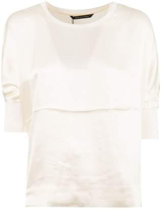 Armani Collezioni Half Sleeved Blouse