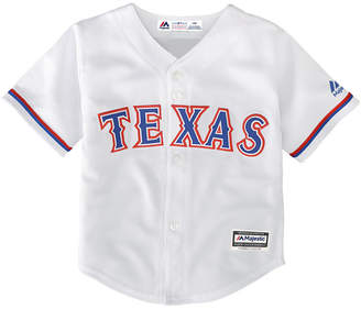 Majestic Texas Rangers Blank Replica Cb Jersey, Baby Boy (12-24 months)
