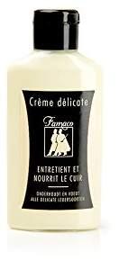 Famaco Creme Delicate -Smooth Leather Conditioner - 4.22 Oz