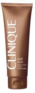 Clinique Self Sun Body Tinted Lotion/4.2 oz. $25 thestylecure.com