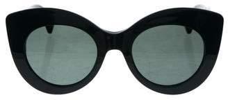 Fendi Tinted Oversize Sunglasses