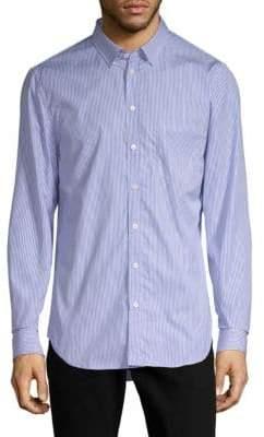 Zadig & Voltaire Sigmund Raye Cotton Button-Down Shirt