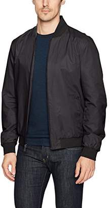 Calvin Klein Men's Full Zip Baseball Jacket