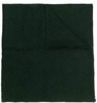 Faliero Sarti frayed edge scarf