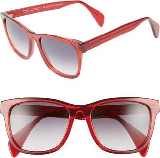 Morgenthal Frederics ODLR X Jo 55mm Cat Eye Sunglasses