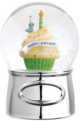 Reed & Barton Happy Birthday Waterglobe $50 thestylecure.com
