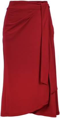 Lilly Sarti tie fastening skirt