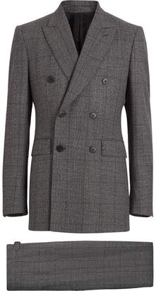 Burberry Classic Fit Prince of Wales Check Wool Suit