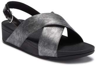 FitFlop Lulu Cross Ankle Strap Sandal