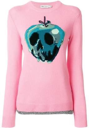 Coach poison apple sweater