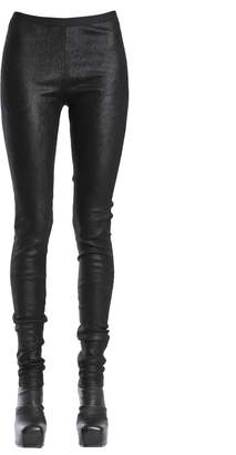 483c617e9e30e Stretch Leather Leggings - ShopStyle