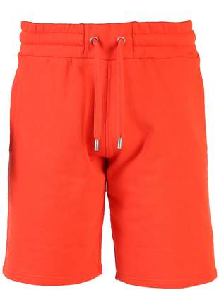 Kenzo Orange Branded Shorts