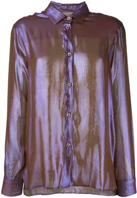 Christopher Kane buttoned shirt