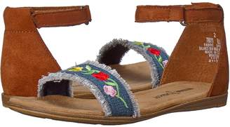 Minnetonka Kids Evie Girl's Shoes