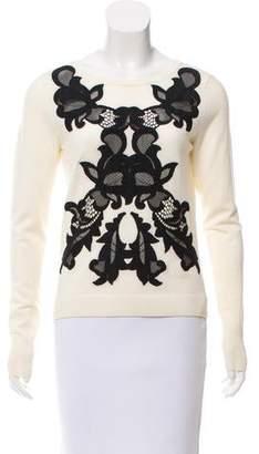 Diane von Furstenberg Wool Shana Sweater