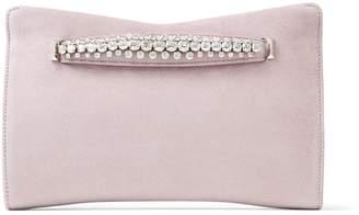 Jimmy Choo Velvet Venus Clutch Bag