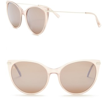 Raen Birch 57mm Cat Eye Sunglasses