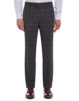 Simon Carter Wool Highlite Check Trouser