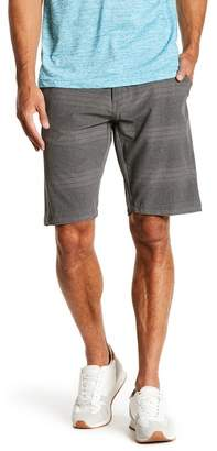 Burnside Stripe Strech Shorts