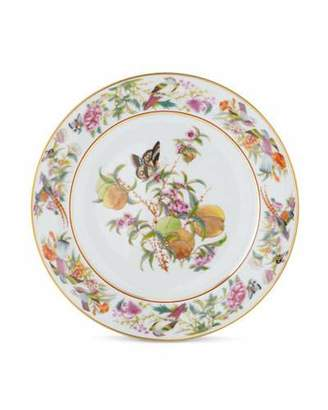 Vista Alegre Paco Real Orange Dessert Plate