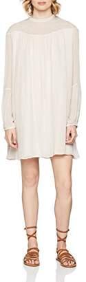 Replay Women's W9464 .000.83036f Dress, (Light Pink 709), Medium
