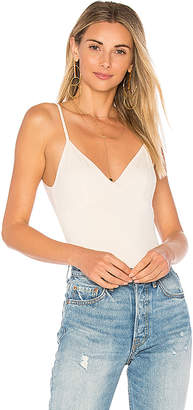 House of Harlow 1960 x REVOLVE Leona Bodysuit in White $78 thestylecure.com