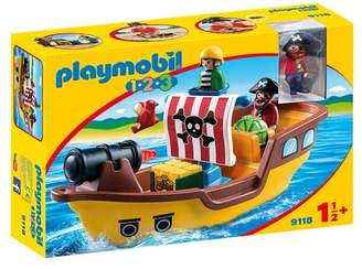 Playmobil Pirate Ship Play Set