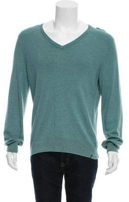 Calvin Klein Long Sleeve V-Neck Sweater