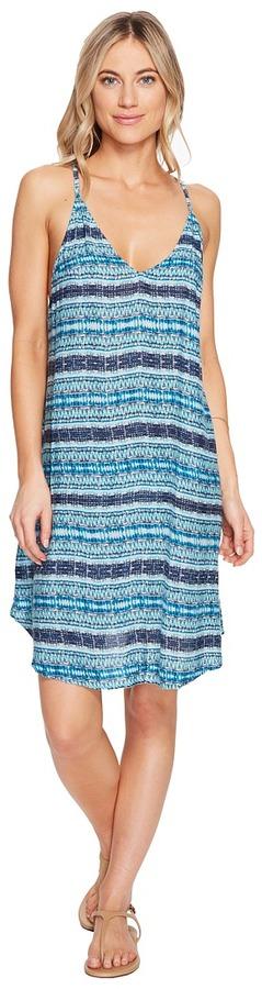 Roxy - Soft Addict Printed Dress Women's Dress