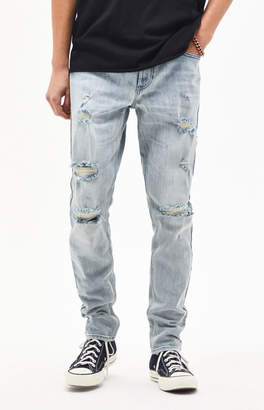PacSun Destroy Light Skinny Jeans