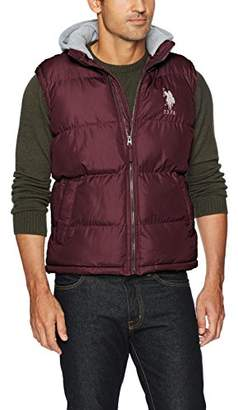 U.S. Polo Assn. Men's Standard Puffer Vest
