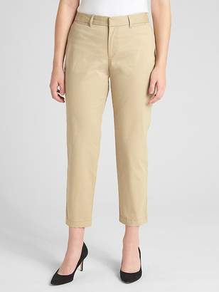 Gap Curvy Slim City Crop Pants
