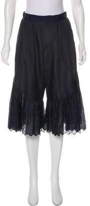 MS MIN High-Rise Wide-Leg Pants w/ Tags