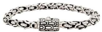 Dragon Optical DEVATA Sterling Silver Scale Classic Bracelet