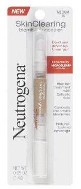 NEUTROGENA® SkinClearing® Blemish Concealer - Medium (0.05 oz)