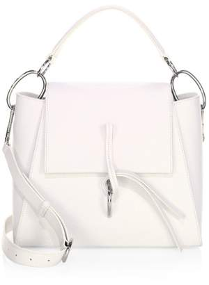 3.1 Phillip Lim Leigh Leather Top Handle Satchel