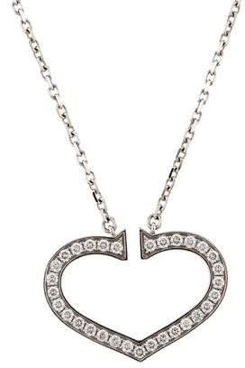 Cartier Diamond Symbols Necklace