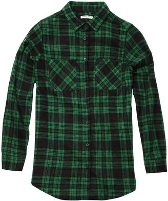 Brave Soul Womens/Ladies Scott Classic Check Flannel Shirt (S)