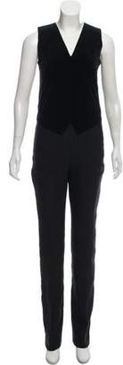 Marc Jacobs Wool and Silk Blend Jumpsuit