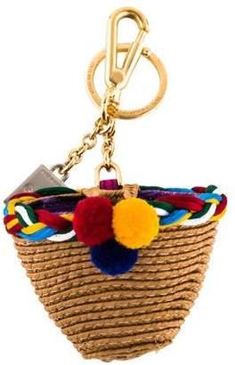 Dolce & Gabbana Basket Keychain