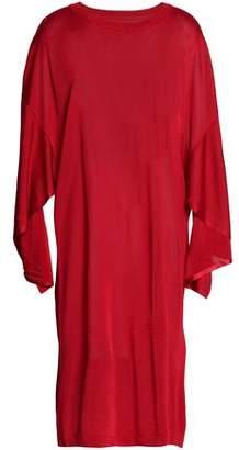 Maison Margiela Cady Mini Dress